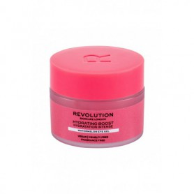 Makeup Revolution London Skincare Hydration Boost Watermelon Żel pod oczy 15ml