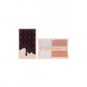 Makeup Revolution London I Heart Revolution Mini Chocolate Cienie do powiek 11,2g Fondue