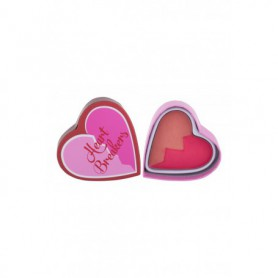 I Heart Revolution Heartbreakers Matte Blush Róż 10g Charming