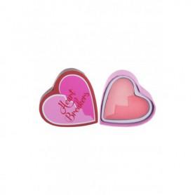 I Heart Revolution Heartbreakers Matte Blush Róż 10g Brave