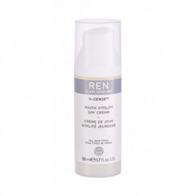 Ren Clean Skincare V-Cense Youth Vitality Krem do twarzy na dzień 50ml