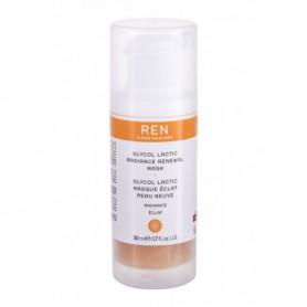 Ren Clean Skincare Radiance Glycol Lactic Radiance Renewal AHA Maseczka do twarzy 50ml