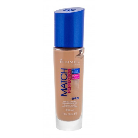 Rimmel London Match Perfection SPF20 Podkład 30ml 300 Sand