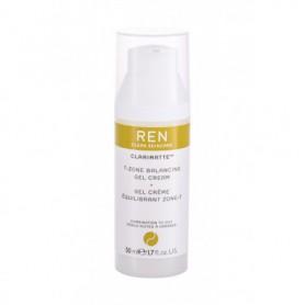 Ren Clean Skincare Clarimatte T-Zone Balancing Żel do twarzy 50ml