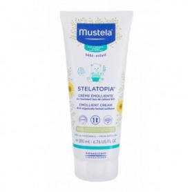 Mustela Bébé Stelatopia Emollient Cream Krem do twarzy na dzień 200ml
