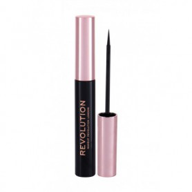 Makeup Revolution London Super Flick Eyeliner Eyeliner 4,5ml Black