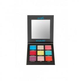 Barry M Eyeshadow Palette Wildlife® Cienie do powiek 12,6g 3 Pangolin