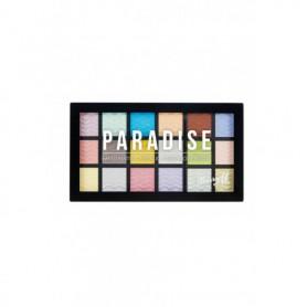Barry M Eyeshadow Palette Paradise Cienie do powiek 16,2g