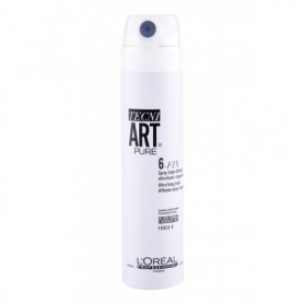 L´Oréal Professionnel Tecni.Art Pure 6-Fix Lakier do włosów 250ml