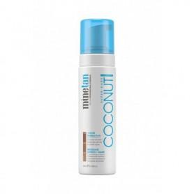 MineTan Coconut Water Self Tan Foam Super Dark Samoopalacz 200ml