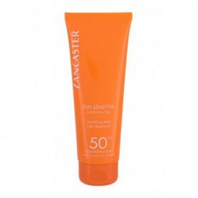 Lancaster Sun Sensitive Soothing Milk SPF50 Preparat do opalania ciała 125ml