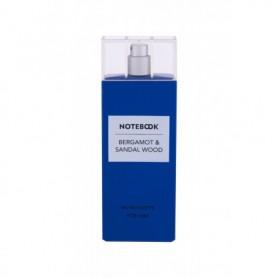 Notebook Fragrances Bergamot & Sandal Wood Woda toaletowa 100ml