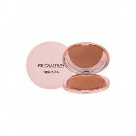 Makeup Revolution London Skin Kiss Rozświetlacz 14g Bronze Kiss