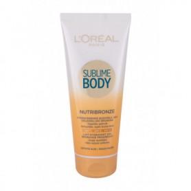 L´Oréal Paris Sublime Body Nutribronze Tinted Skin Samoopalacz 200ml