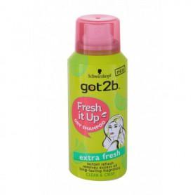 Schwarzkopf Got2b Fresh It Up Extra Fresh Suchy szampon 100ml