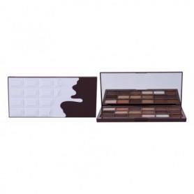 Makeup Revolution London I Heart Revolution Chocolate Cienie do powiek 18g Smores Chocolate