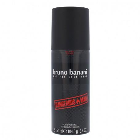 Bruno Banani Dangerous Man Dezodorant 150ml