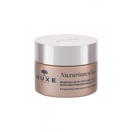 NUXE Nuxuriance Gold Nutri-Fortifying Night Balm Krem na noc 50ml