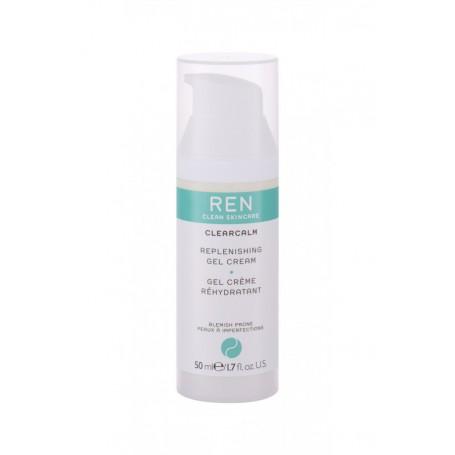 Ren Clean Skincare Clearcalm 3 Replenishing Krem do twarzy na dzień 50ml