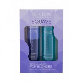 Revlon Professional Equave Instant Detangling Blonde Hair Odżywka 200ml zestaw upominkowy