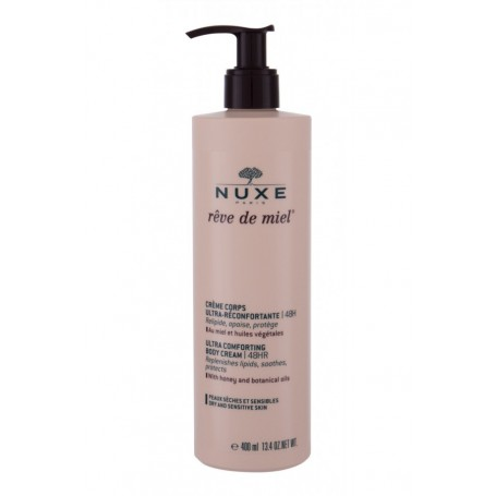 NUXE Reve de Miel Ultra Comforting Body Cream 48HR Krem do ciała 400ml