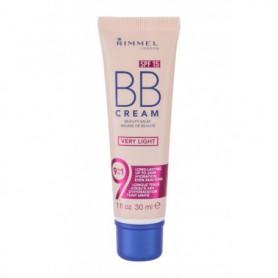 Rimmel London BB Cream 9in1 SPF15 Krem BB 30ml Very Light