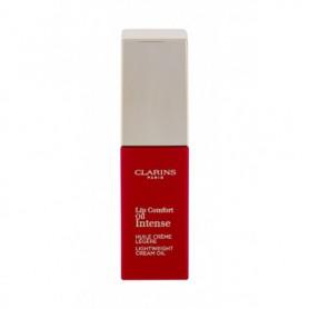 Clarins Lip Comfort Oil Intense Błyszczyk do ust 7ml 06 Intense Fuchsia