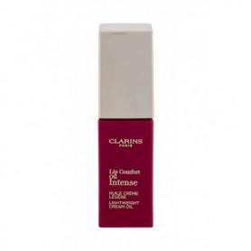 Clarins Lip Comfort Oil Intense Błyszczyk do ust 7ml 03 Intense Raspberry