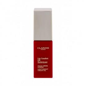 Clarins Lip Comfort Oil Intense Błyszczyk do ust 7ml 07 Intense Red