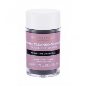 Revolution Skincare Cleansing Powder Purifying Charcoal Pianka oczyszczająca 50g Purifying Charcoal