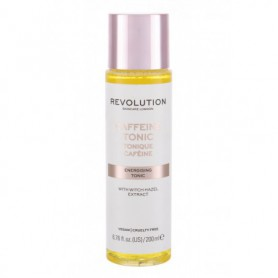 Makeup Revolution London Skincare Caffeine Tonic Energising Wody i spreje do twarzy 200ml