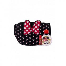 Disney Minnie Mouse Woda toaletowa 50ml zestaw upominkowy