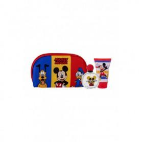 Disney Mickey Mouse Woda toaletowa 50ml zestaw upominkowy