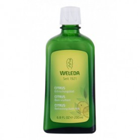 Weleda Citrus Bath Milk Refreshing Pianka do kąpieli 200ml