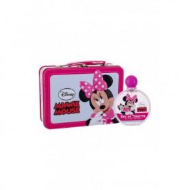 Disney Minnie Mouse Woda toaletowa 100ml zestaw upominkowy