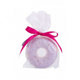 I Heart Revolution Bath Fizzer Donut Pianka do kąpieli 150g Blackcurrant Frosted