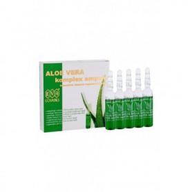 Eva Cosmetics Aloe Vera Complex Hair Care Ampoules Serum do włosów 50ml