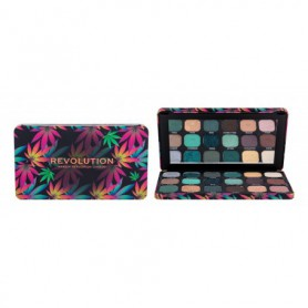 Makeup Revolution London Forever Flawless With Cannabis Cienie do powiek 19,8g Chilled