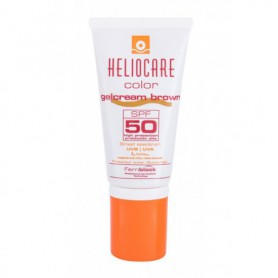 Heliocare Color Gelcream SPF50 Preparat do opalania twarzy 50ml Brown