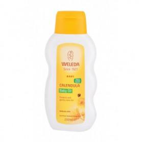 Weleda Baby Calendula Oil Olejek do ciała 200ml