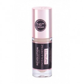 Makeup Revolution London Conceal & Define Infinite Korektor 5ml C4