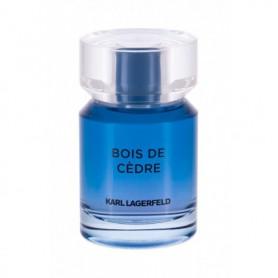 Karl Lagerfeld Les Parfums Matieres Bois de Cedre Woda toaletowa 50ml