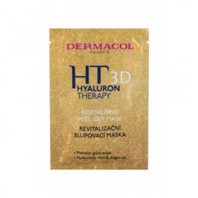 Dermacol 3D Hyaluron Therapy Revitalising Peel-Off Maseczka do twarzy 15ml