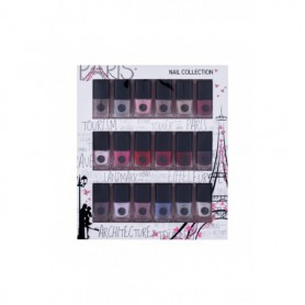 2K Nail Collection Lakier do paznokci 5ml zestaw upominkowy