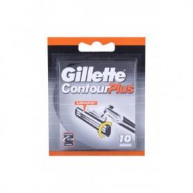 Gillette Contour Plus Wkład do maszynki 10szt