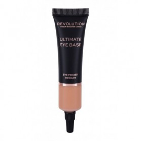 Makeup Revolution London Ultimate Baza pod cienie do oczu 15ml Medium