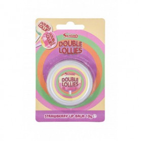 Swizzels Double Lollies Balsam do ust 10g Strawberry