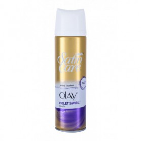 Gillette Satin Care Olay Violet Swirl Żel do golenia 200ml