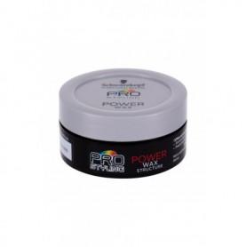 Schwarzkopf Professional Pro Styling Power Wax Wosk do włosów 75ml