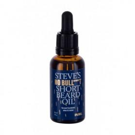 Steve´s No Bull***t Short Beard Oil Olejek do zarostu 30ml